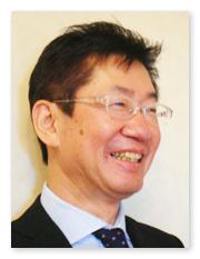 成富健剛先生