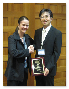 Clinical Research Awardを受賞