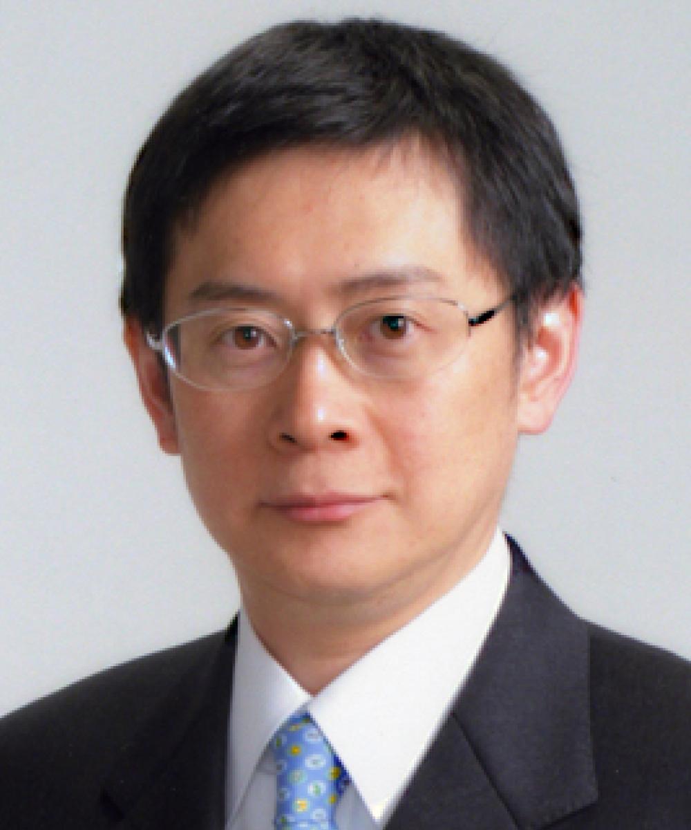 清水英寿先生